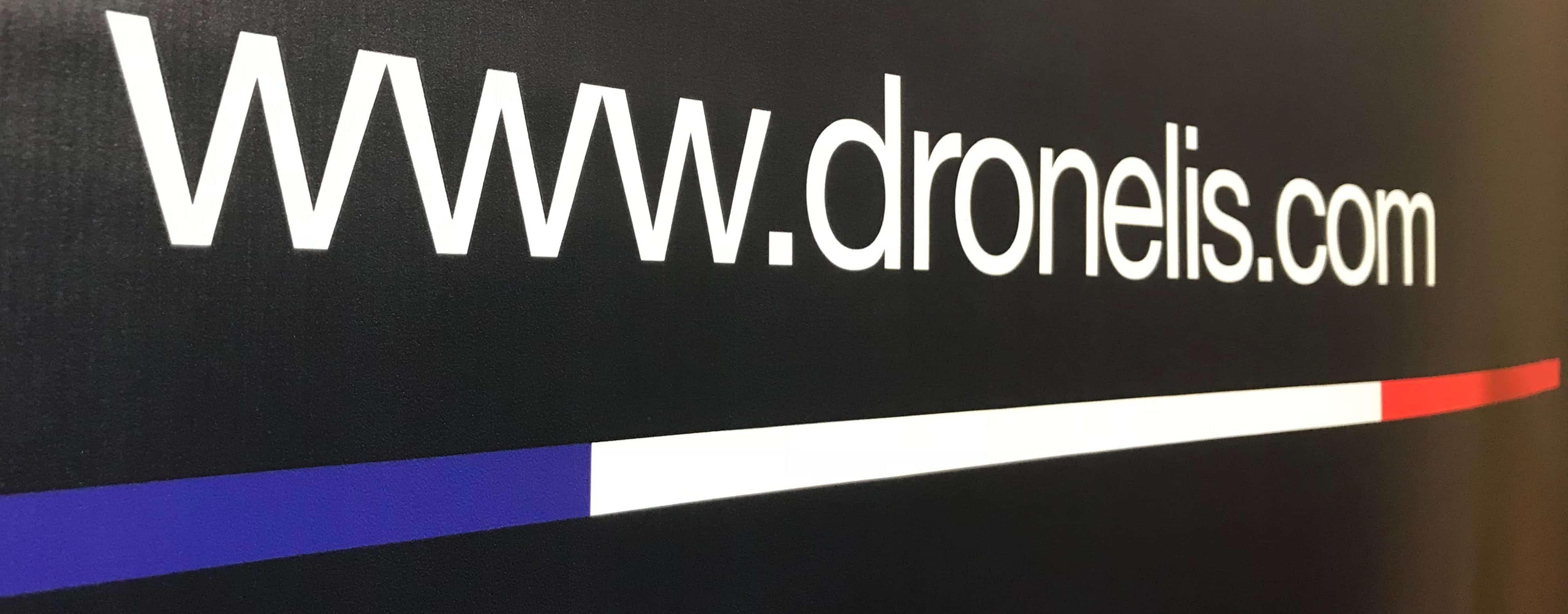 Dronelis présent au salon des maires