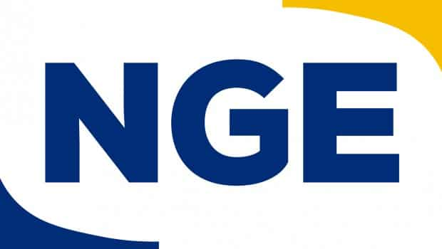 Logo NGE