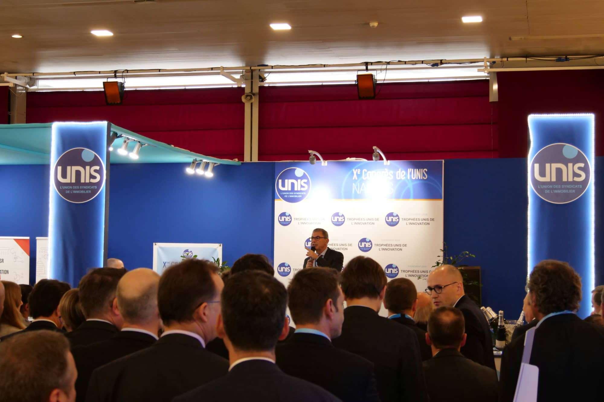 Dronelis remporte le prix spécial de l'innovation au congrès de l'UNIS