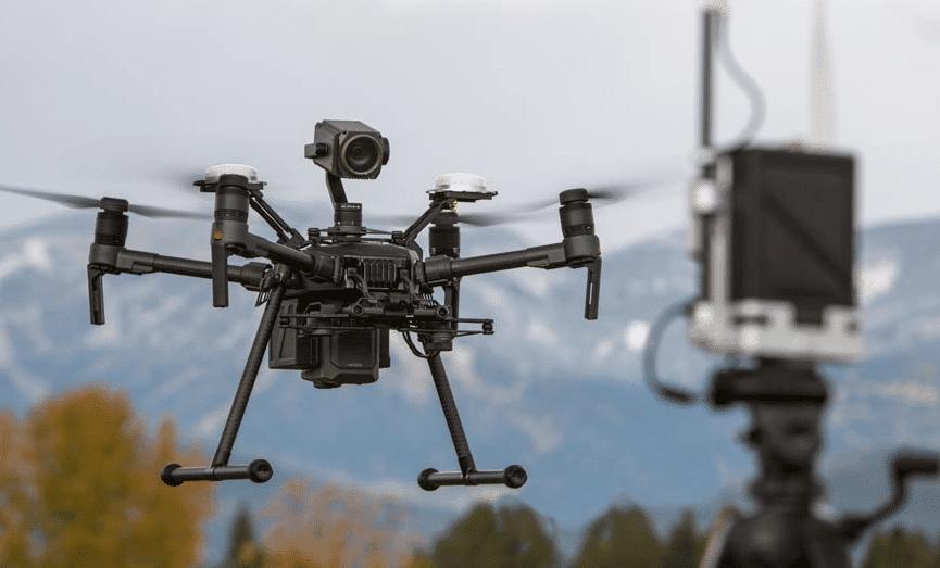 Communiqué de Presse Dronelis
