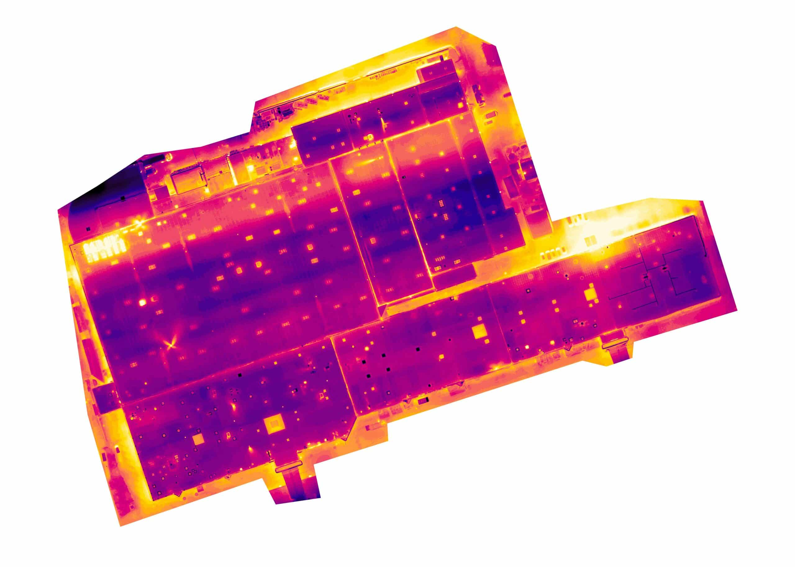 inspection tertiaire thermographie