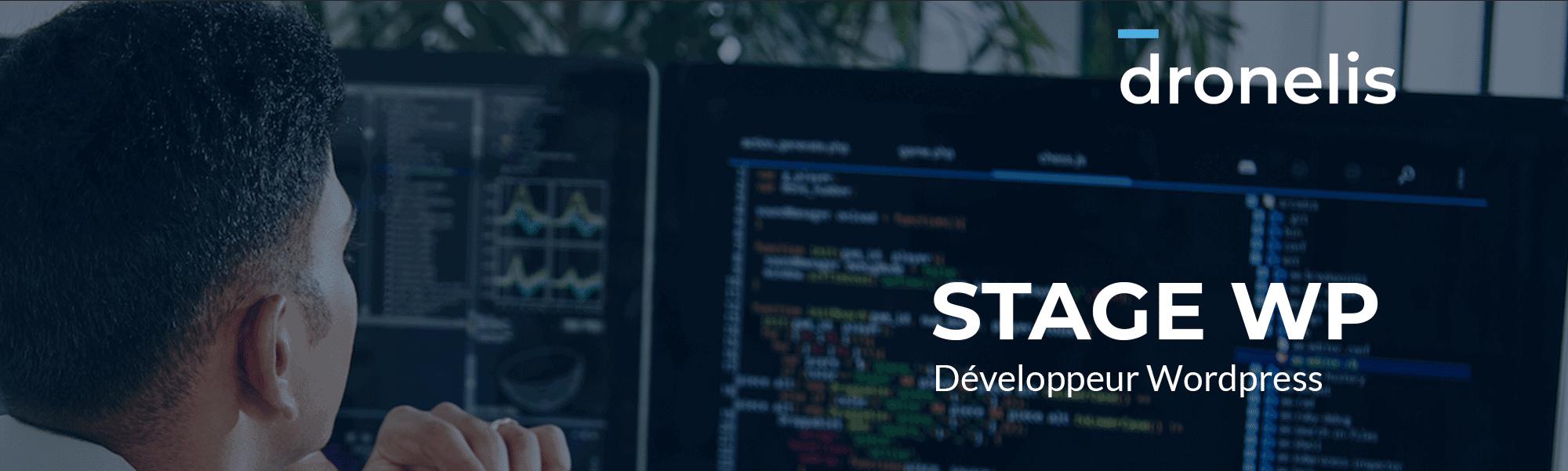 Stage développeur WordPress